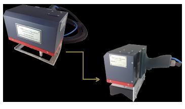 MK-1340-G - Computerized Dot Peen Marking Portable (Pneumatic) Models - Industrial Supplies USA