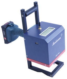 MKP-54 - Computerized Dot Peen Marking Portable (Battery Operated) Models - Industrial Supplies USA