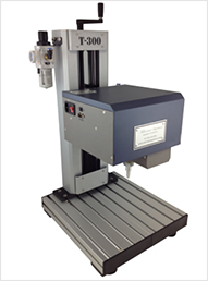 MK-300L - Computerized Dot Peen Marking Bench Top Model - Industrial Supplies USA