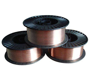 Copper Coated Solid Wires - Welding Consumables - Industrial Supplies USA