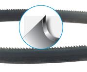 Carbon Steel - Dart band saw blade - Industrial Supplies USA