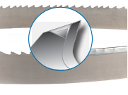 Tungsten Carbide - STW band saw blade - Industrial Supplies USA