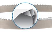 Tungsten Carbide - T3N band saw blade - Industrial Supplies USA
