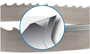 Tungsten Carbide - T7P band saw blade - Industrial Supplies USA